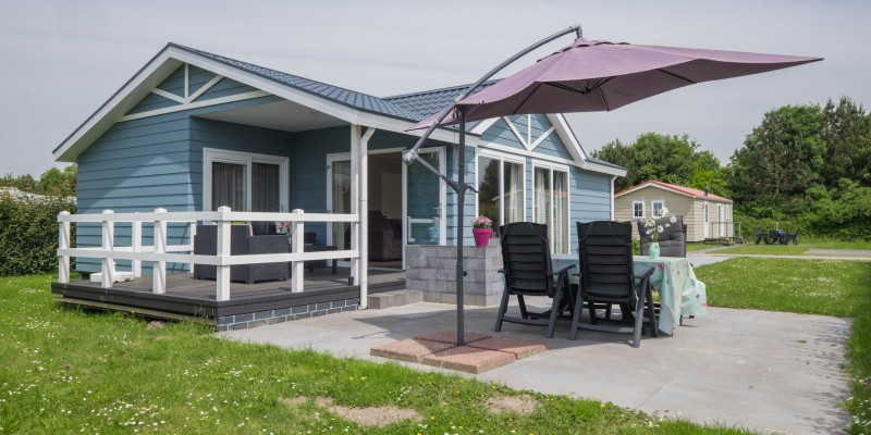Mindervaliden Chalet Camping 't Weergors